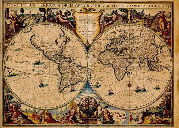 Nova totius terrarum de 1625
