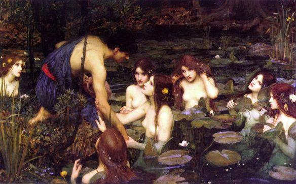 Paisagem mitológica