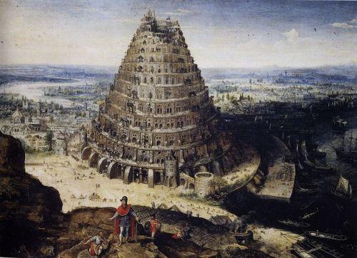 """Torre de Babel"" de Anderson"