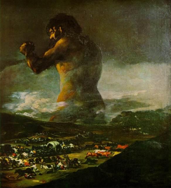 Colossus de Goya