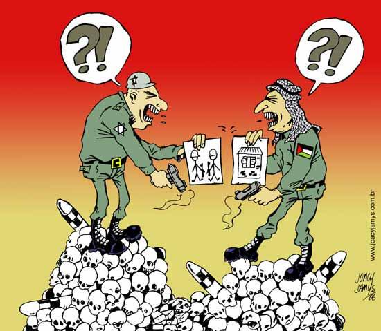 palestina-israel | Observatório de Relações Internacionais da UFOP