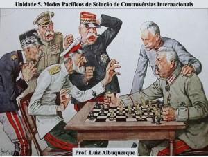 capa un 5 Conflitos internacionais