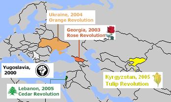 algumas revoluções coloridas