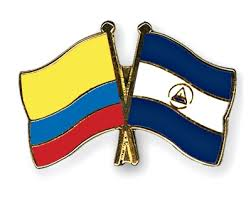 Colômbia vs Nicarágua