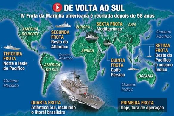 IV Frota dos EUA