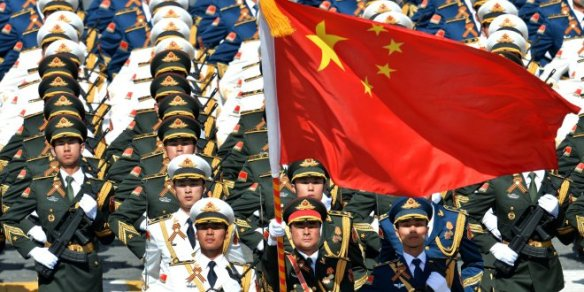 Exército_China