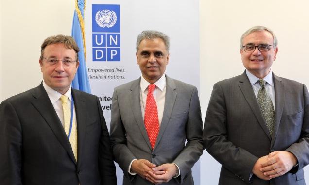 UNDP_Achim Steiner_India_UNOSSC_14 July 2017_Andrew Hein