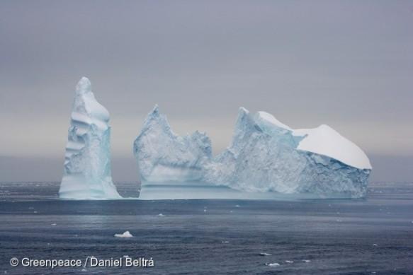 Iceberg in Southern Ocean